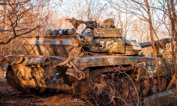 СБУ оприлюднила чергові фотодокази російської агресії на Донбасі (Фото)