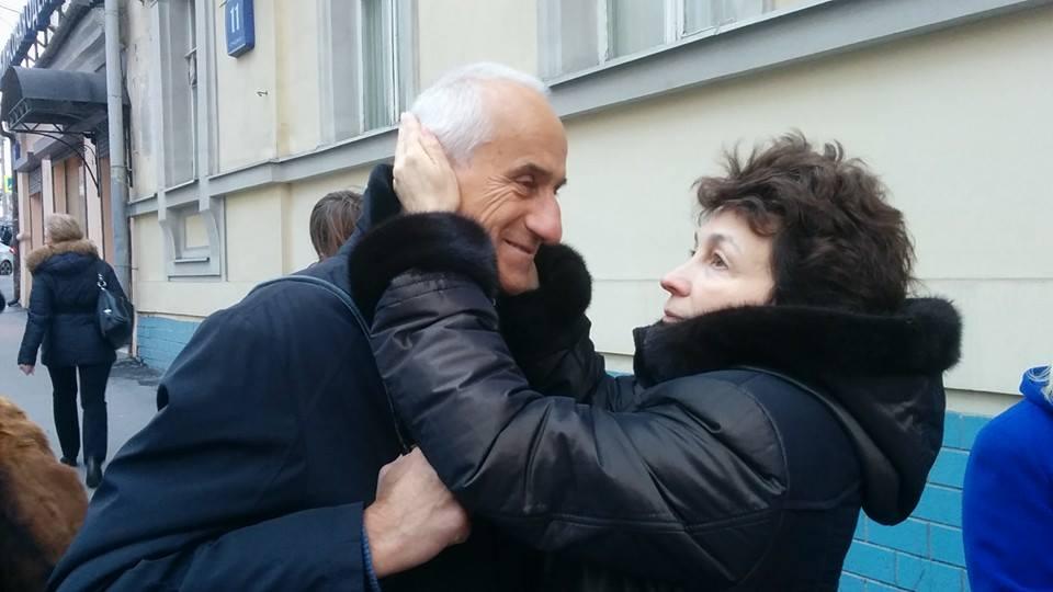 Відомий російський активіст втік до України через ризик опинитися за гратами