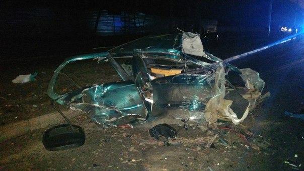 Шокуюча ДТП: машину та водія розірвало на частини (ФОТО, ВІДЕО 18+)