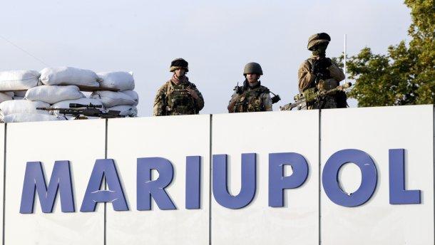 Бойовики обстріляли опорний пункт поблизу Маріуполя