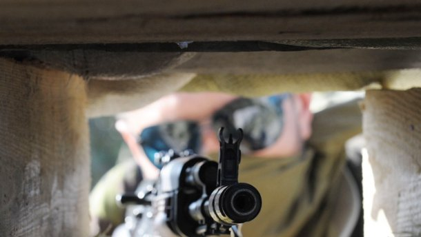 Ночью боевики дважды нарушили тишину, – штаб АТО