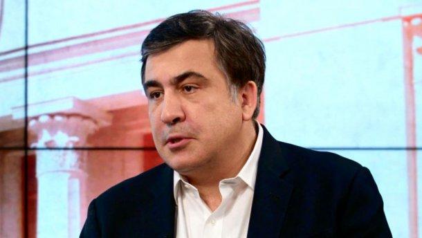 """Саакашвили стал абсолютным чемпионом в опросе """"Политик года"""""""