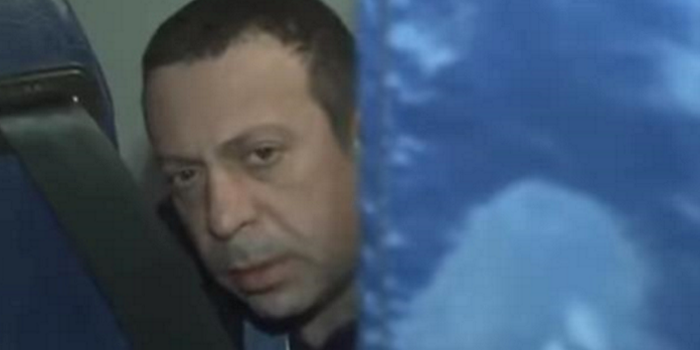 В сети появилось видео задержания 25 декабря Геннадия Корбана (ВИДЕО)