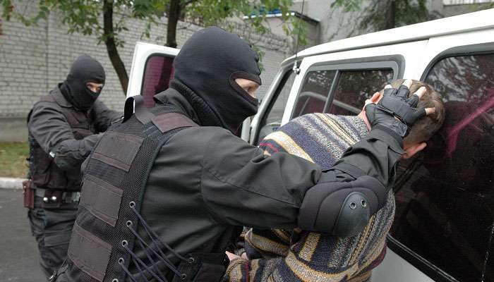 СБУ помешала бывшему милиционеру убить своего заложника