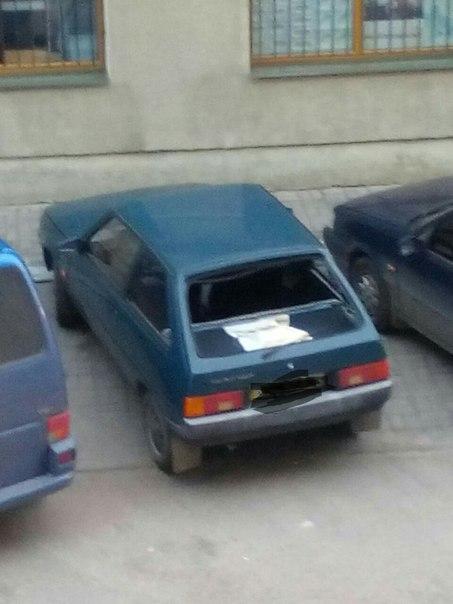 У Львові вночі обкрадали автомобілі без сигналізації (ФОТО)