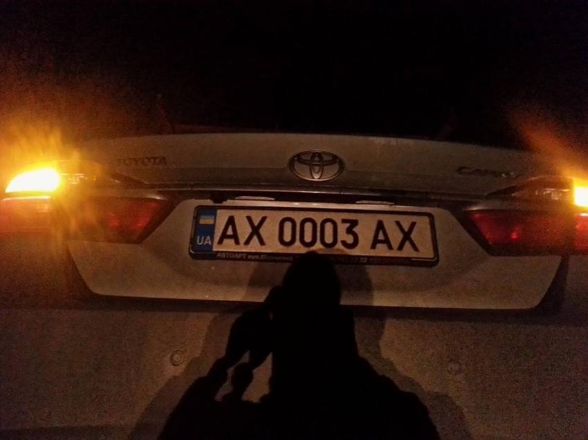 У Брюховичах затримали п'яного поліцейського за кермом (ФОТО)