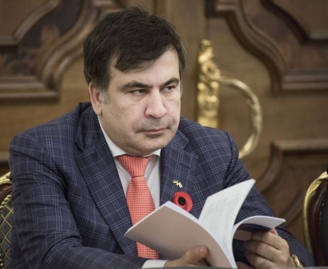 Саакашвили соберет второй Антикоррупционный форум в Киеве