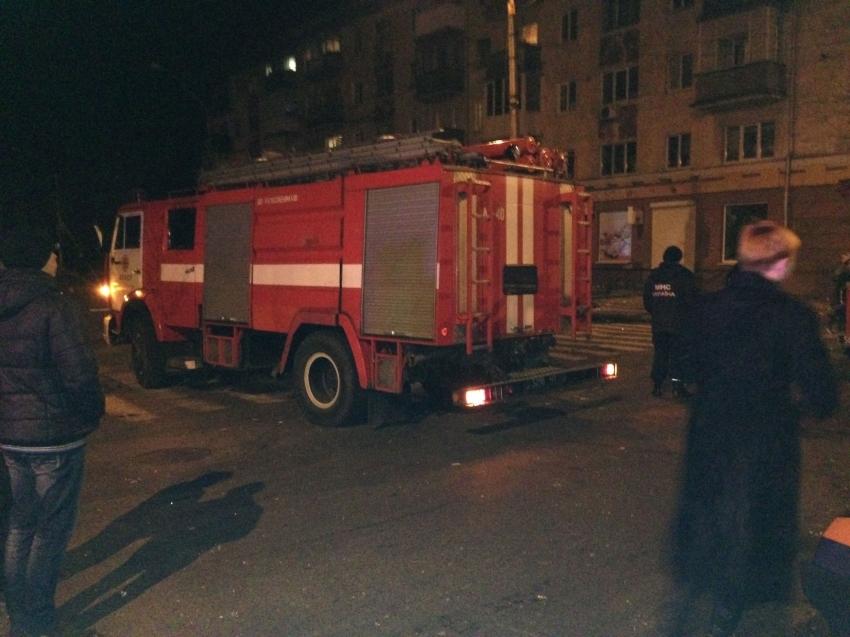 В Ужгороде ночью прогремел мощный взрыв (видео)