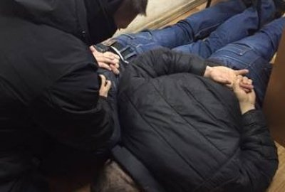 В Киеве на взятке поймали чиновников коммунального предприятия