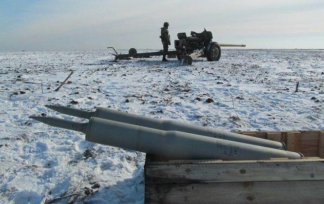 Обстановка в зоне АТО обострилась: боевики накапливают технику на нескольких направлениях