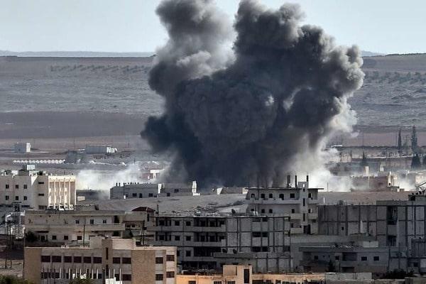 Росія скинула на сирійське місто вакуумні бомби: більше 70 жертв