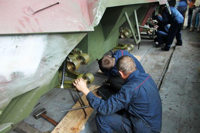 На Житомирському бронетанковому заводі вкрали двигуни на 6,8 млн