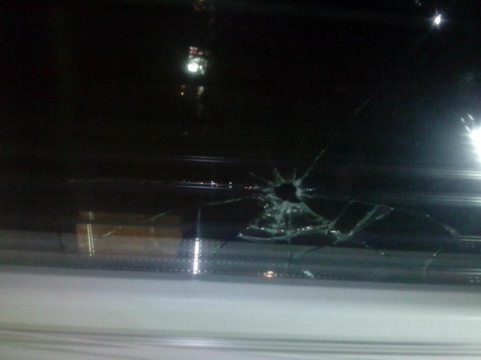 Полиция расследует обстрел дома помощника нардепа в Харькове