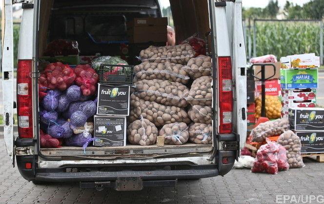 Україна розширює список російських товарів, заборонених до ввезення