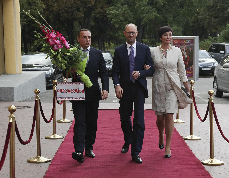 Нікчемний піар: блогери висміяли дружину Яценюка і зганьбили на всю країну (ФОТО)