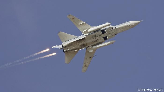 Туреччина знову звинуватила Росію в порушенні повітряного простору