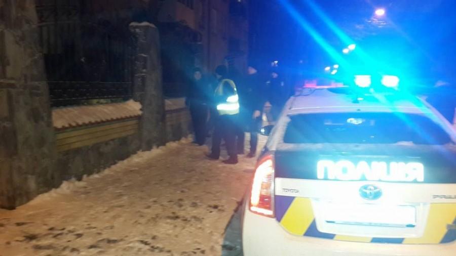 У Львові пролунав вибух біля будинку екс-регіонала (ФОТО)