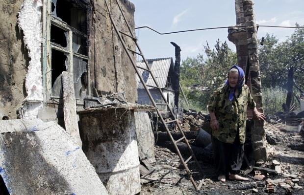 Бойовики на Донбасі застрелили двох мирних мешканців