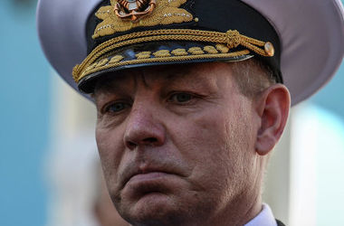 Через несколько лет украинский флот может исчезнуть – командующий ВМС Гайдук