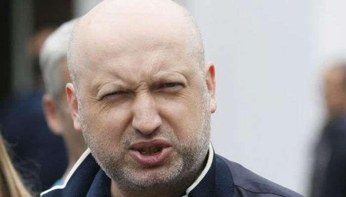 Турчинов розкритикував нову Стратегію нацбезпеки Росії