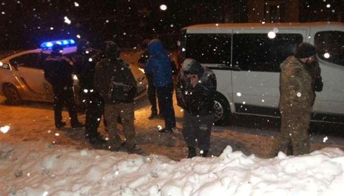 В Одессе полиция задержала активистов «Самообороны»