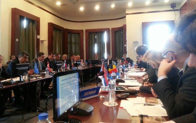 Украина покинула заседание ОЧЭС через председательство РФ