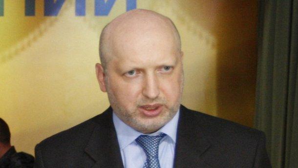 Турчинов описав українсько-російські стосунки словами Бандери