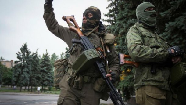 Ситуация в АТО – напряженная. Боевики снова палят из гранатометов