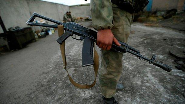 В зоне АТО обострения ситуации: террористы стреляют из запрещенного оружия