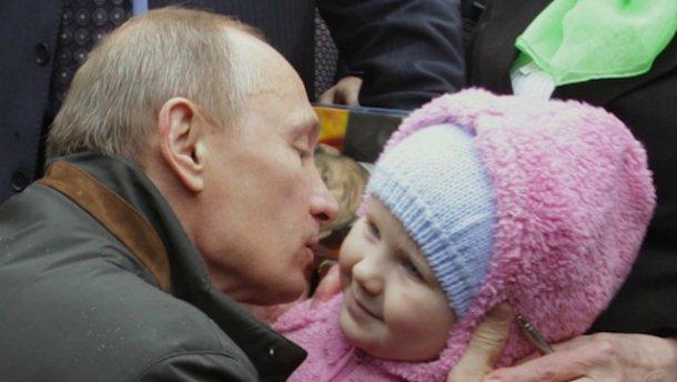 Британські ЗМІ сміливо називають Путіна педофілом і вбивцею