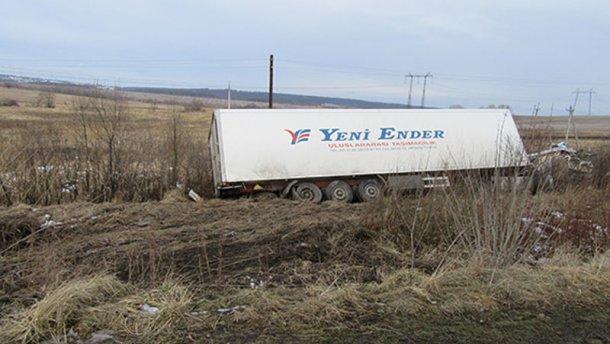 В аварии на Прикарпатье погиб иностранец (Фото 18+)