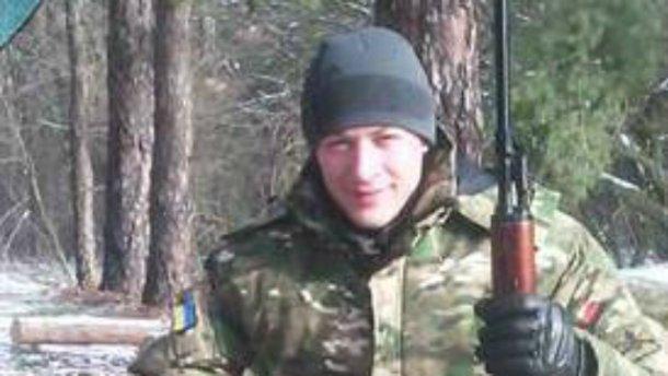 Український снайпер загинув у зоні АТО