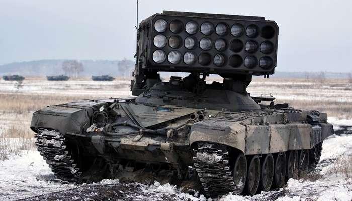 Українська розвідка виявила на Донеччині заборонені системи «Буратіно»