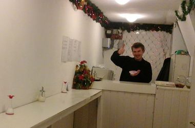 У Києві відкрили безкоштовне кафе для бійців