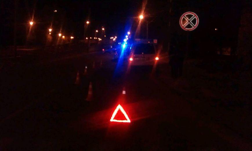На вулиці Кн.Ольги у Львові під колеса автівки потрапив пішохід (ФОТО)