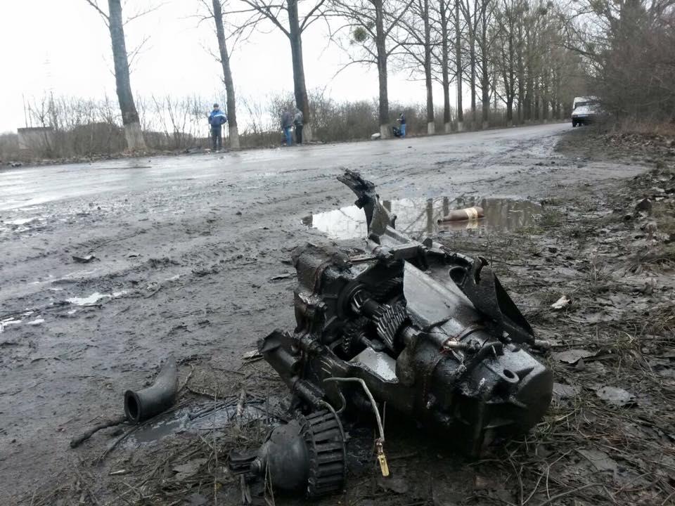 На Львівщині сталася страшна аварія (ФОТО)
