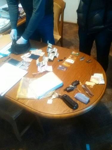 На Львівщині СБУ викрила суддю на хабарництві (фото)