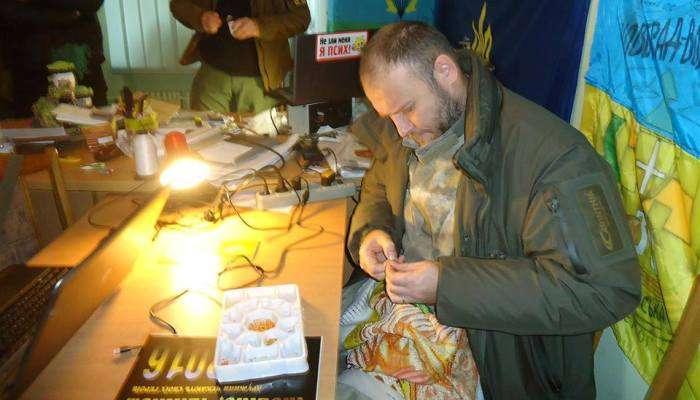 Ярош открыл в себе новый талант (ФОТО)