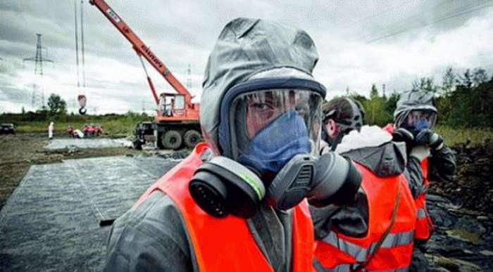 СБУ предупредила на Луганщине экологическую катастрофу