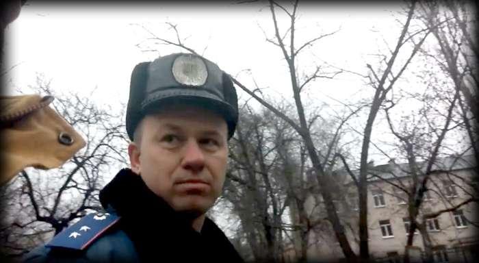 Реформа МВС «по-аваківськи»: з міліції в поліцію перейшли «перевертні в погонах» (ВІДЕО)