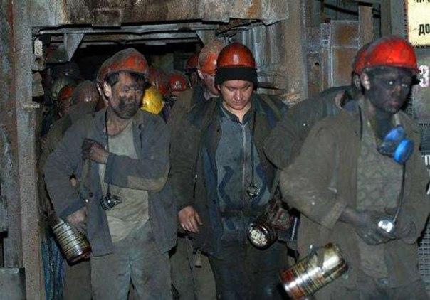 Шахтарі чергової шахти на Львівщині розпочали страйк