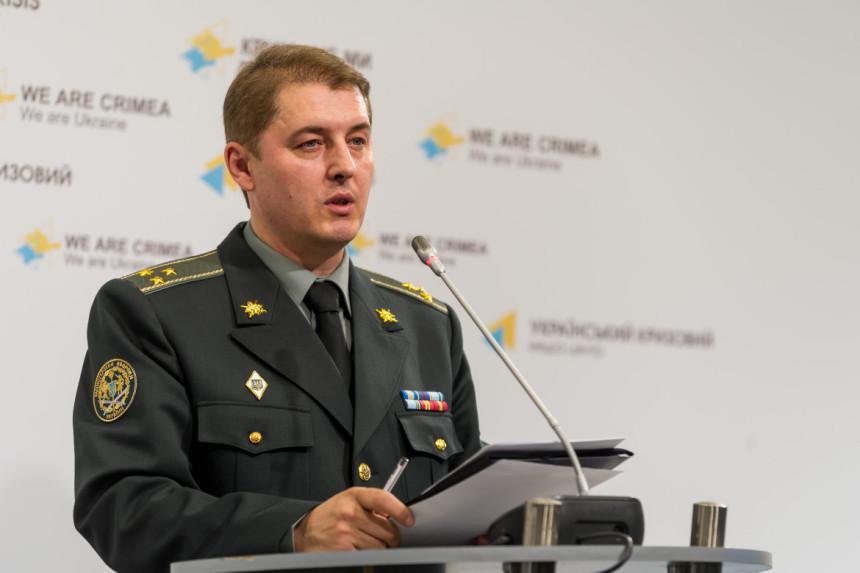 В Старогнатовке боевики из минометов обстреляли позиции сил АТО, – Мотузяник (Видео)