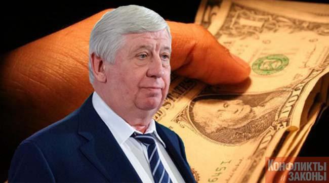 США привязали предоставления кредитных гарантий Украины к отставке Шокина