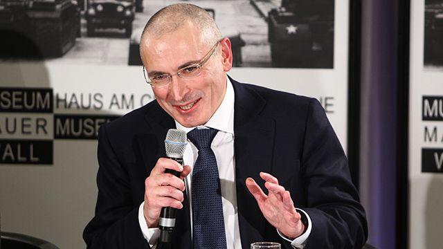 Ходорковський оголошений в міжнародний розшук Інтерполу
