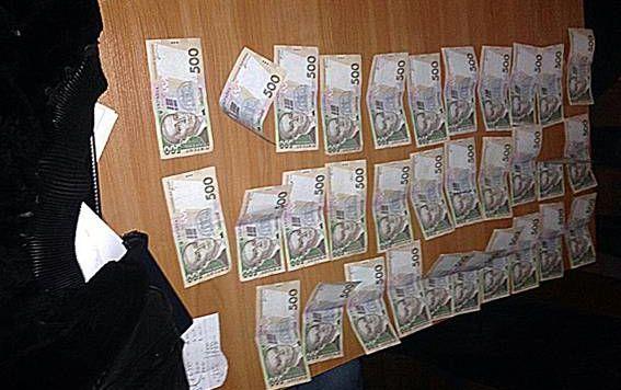 У Дніпропетровську затримали залізничника за хабар у 16 тисяч гривень