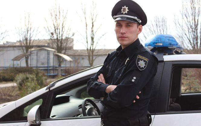 Начальник патрульной полиции Херсона задержал вора