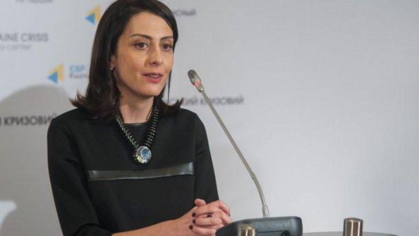 """Деканоидзе рассказала, сколько времени нужно на переаттестацию """"старых милиционеров"""""""