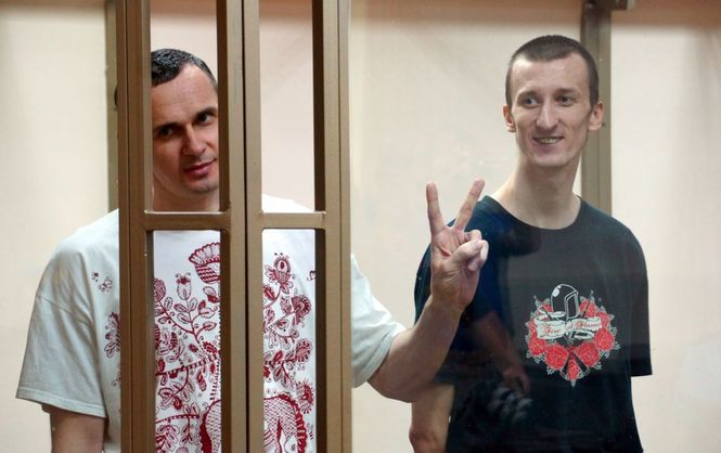 Сенцова відправили по етапу в Іркутськ, а Кольченка – в Челябінськ