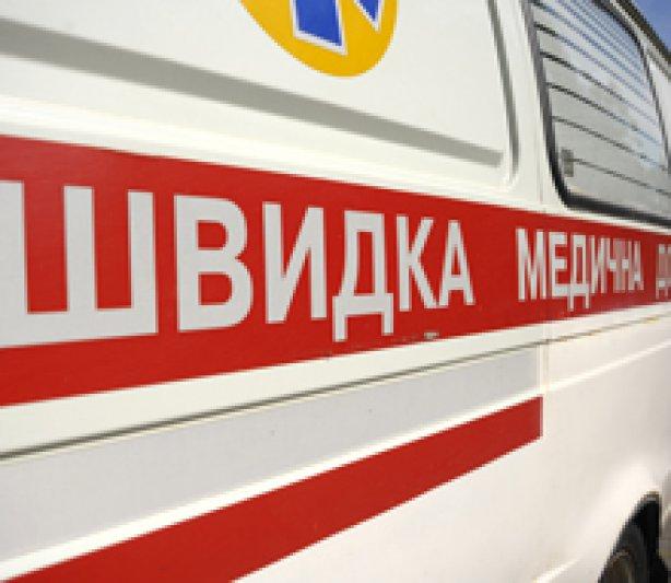 На Львівщині перекинулась підвода з дровами, загинув водій
