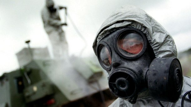ЦРУ: Бойовики ІД виробляють і використовують хімічну зброю